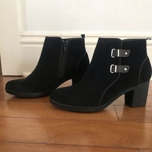 Per-Suede Me Ankle Boot